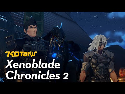 Xenoblade Chronicles 2's First Six Hours In 23 Minutes