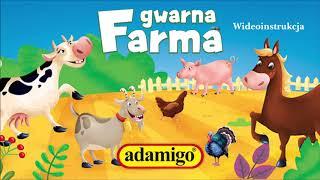 Jak grać? | Gwarna Farma - wydawnictwo Adamigo | Wideoinstrukcja