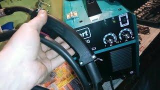 сварочный аппарат Wert MIG 160 обзор