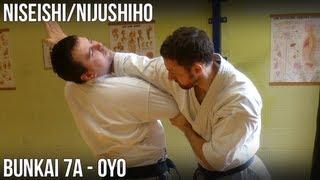 Niseishi/Nijushiho Bunkai - 7a Oyo (Haito uchi, haishu age uchi, koko kuzushi, awase zuki)