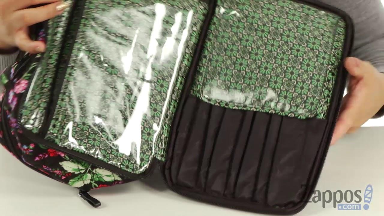 bbc7ad94e890 Vera Bradley Luggage Iconic Large Blush   Brush Case SKU  9001077 ...