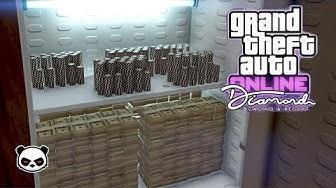 GTA Online Diamond Casino & Resort   5 Million Chips In My Safe