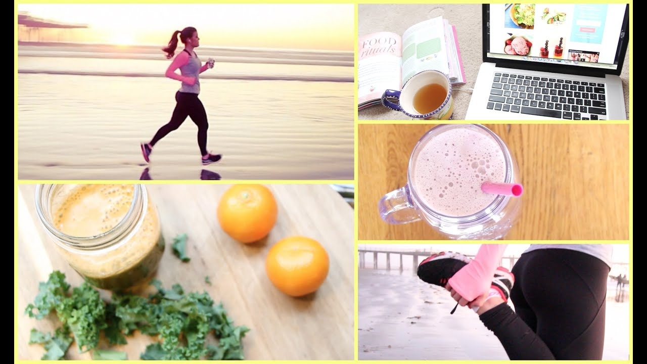 Tips For Starting A Healthy Lifestyle  Youtube