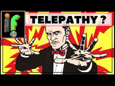 Telepathy 'IF' We can read minds?
