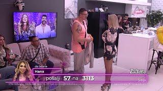 Zadruga 4 - Sanja napravila haos, odmah napala Kristijana i Matoru - 10.10.2020.