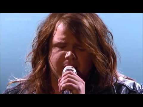 Caleb Johnson - Faithfully - American Idol