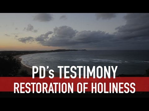 ╫ PD's Background Story