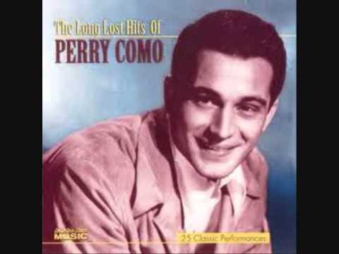 Perry Como Hot Diggity - Juke Box Baby