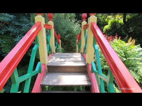 Exploring Biddulph Grange Gardens