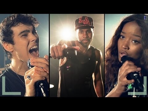 """The Other Side"" - Jason Derulo, Keke Palmer, Max Schneider, Kurt Schneider"