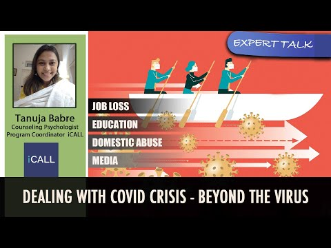 Dealing With Covid Crisis | Mental Health in Covid | Free Mental Health Helpline