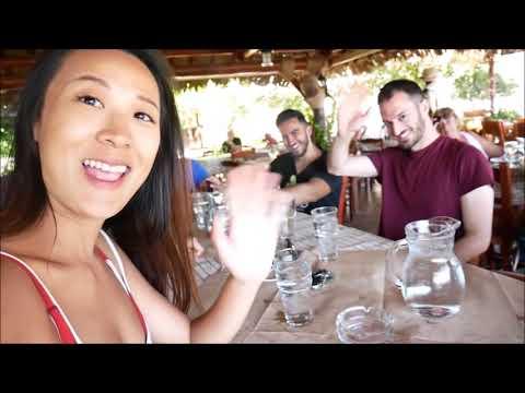 Greece Adventure Solo Travel in Crete 與希臘雅典小鮮肉的浪漫邂逅