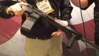 Airsoft Barracks SHOT Show 2014 Daniel Defense Interview