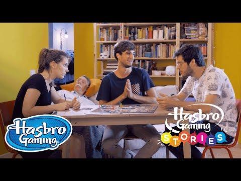 """Hasbro Gaming Stories Italia - """"Il Nonnino"""" (ft. My Personal Pizza)"""