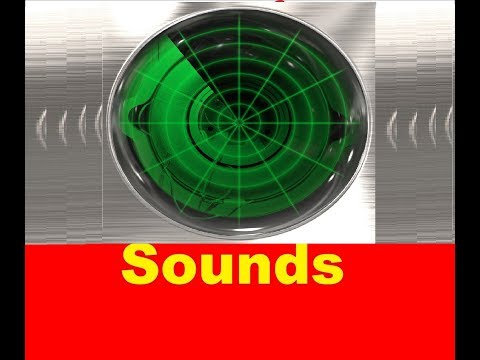 Sonar Sound Effects All Sounds
