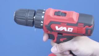 Máy khoan Pin VAC 18V - VA-1301
