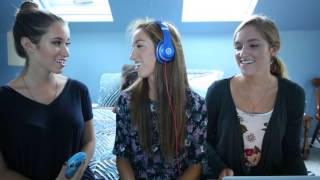Read My Lips + Headphone Challenge! | Gardiner Sisters