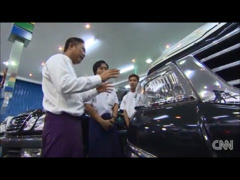 Myanmar's economic growing pains   YouTube