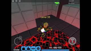 Dark Sci Facility (DSF) Flood Escape 2 [ROBLOX] {Mobile} *Reupload*