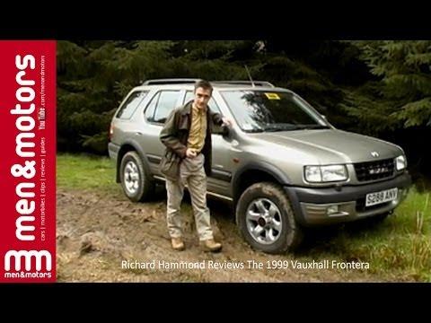 Richard Hammond Reviews The 1999 Vauxhall Frontera