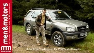 Richard Hammond Reviews The 1999 Vauxhall Frontera