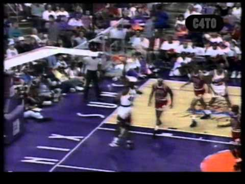 Phoenix Suns -  Mark West dunk mix