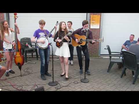 Cheerful Diligence - Fogy Mountain Breakdown - Russian  Band- European World Of Bluegrass 2016