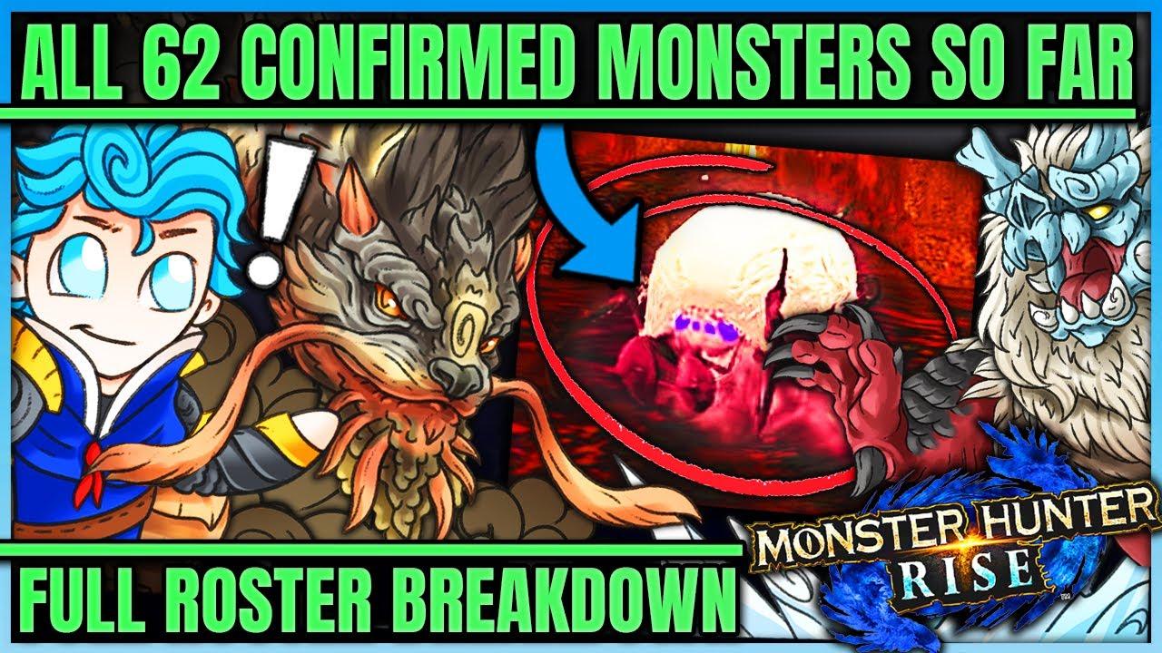 Monster Hunter Rise is the Monster Hunter game I've always wanted