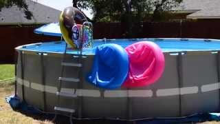 INTEX Pool 20' x 52