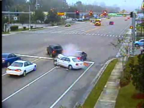 Red Light Cameras Brooksville, FL