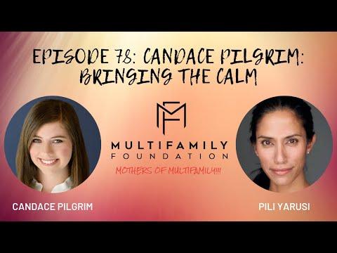 Candace Pilgrim: Bringing the Calm