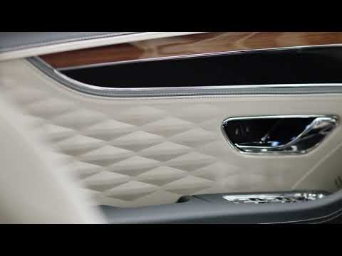 New Bentley Flying Spur 3D Leather