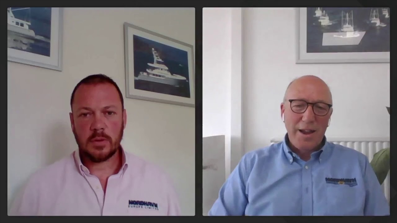 Nordhavn Broker Chat: Why A Nordhavn with Neil Russell and Philip Roach - Nordhavn Europe