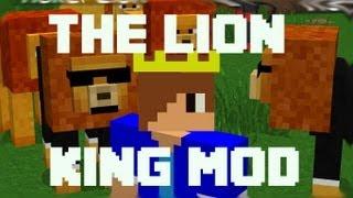 ★Minecraft 1.5.2 Modyfikacje★- The Lion King Mod! Download i instalacja!