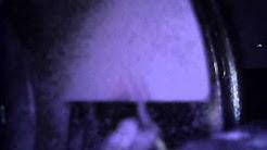 Cracking a safe using a fiber optic scope