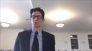 Why School? by Mike Rose, presentation by Alexander Stewart