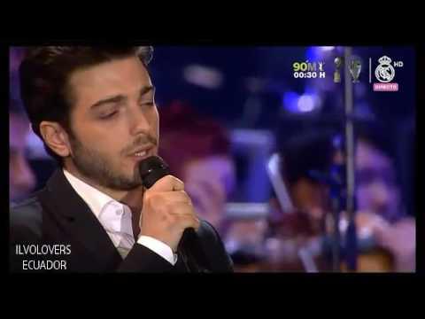 Il Volo con Plácido Domingo cantan Non ti scordar di me en el concierto Plácido en el Alma