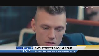 Today's Dish: Backstreet Boys going back on tour in 2019