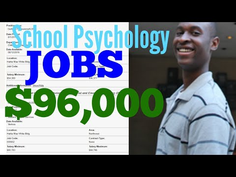 Jobs In School Psychology | School Psychologist Salary And Jobs