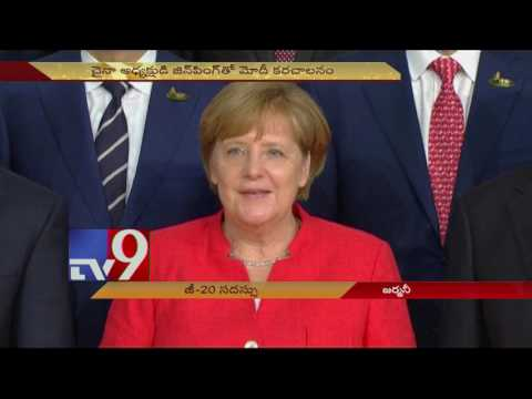 G20 Summit : Climate change, trade top agenda - TV9