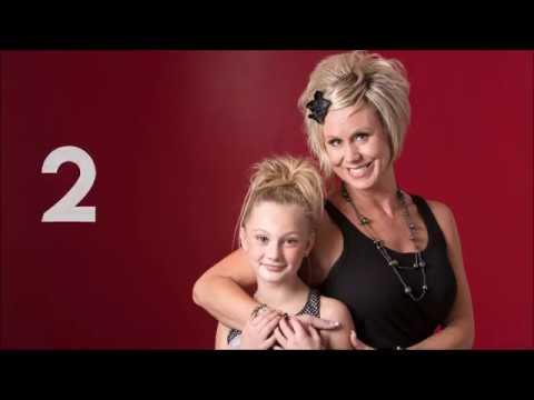Dance Moms Top 10 Hip Hop Dances