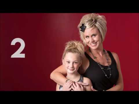 Dance Moms Top 10 Hip Hop Dances