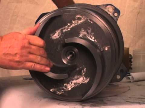 Ultra V Series Pump Maintenance Pt. 7 - Impeller Installation and Adjustment