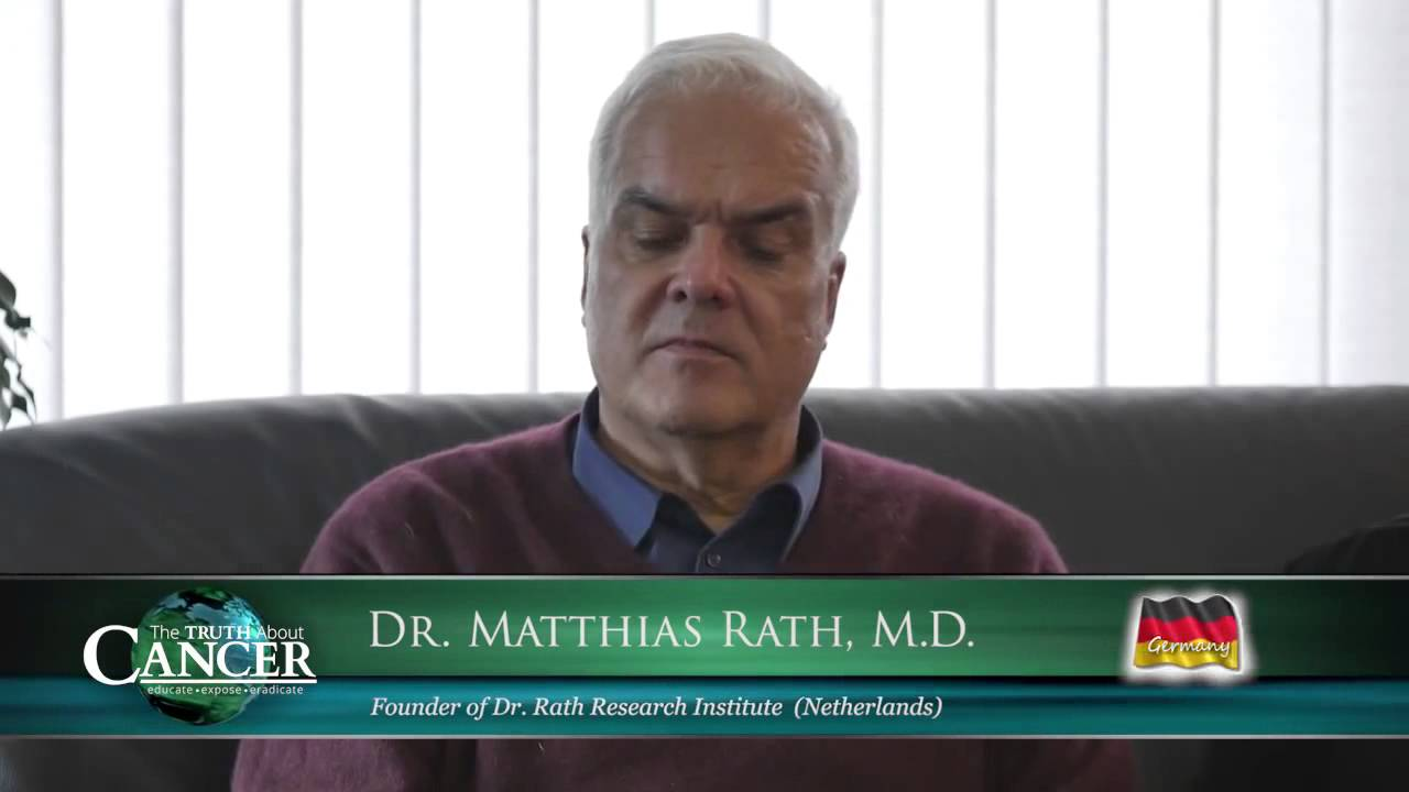 Interview with Dr Rath and Dr Niedzwiecki from 'The Truth About Cancer' documentary