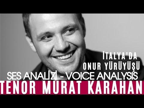 Tenor Murat Karahan ve Gurur Yürüyüşü...