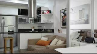 Smart квартира c зонированием