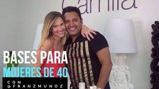 BASES PARA MUJERES DE 40