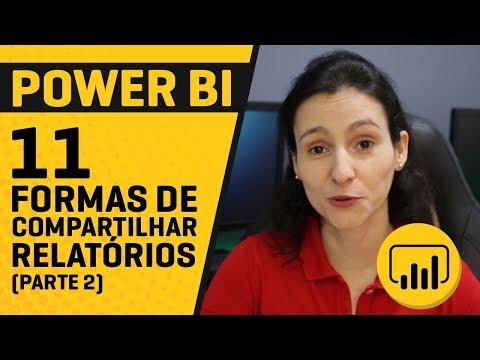 [Power BI] 11 Formas de Compartilhar - Parte 2: PRO, Sharepoint e Espaço de Trabalho