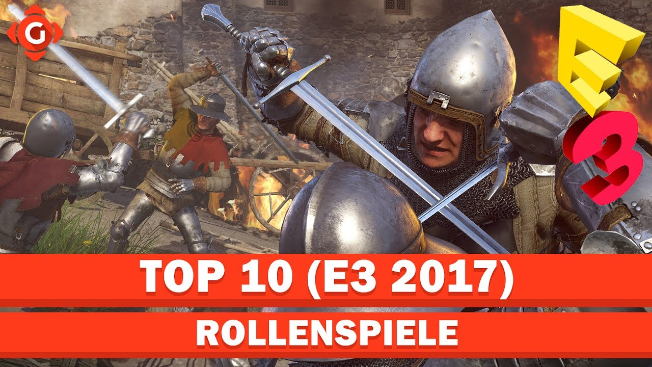 Rollenspiele Top 10