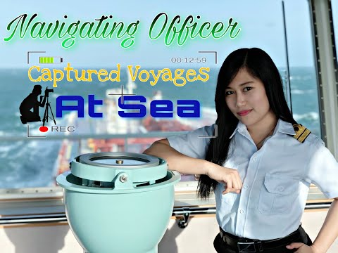 Life At Sea : Second Mate - Journey Of Women Seafarer